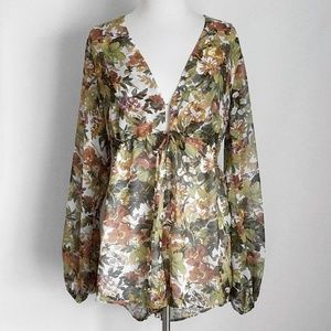 NWT Show Me Your Mumu Floral Sexy Zoe Romper